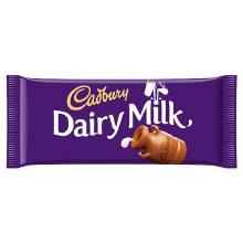 Cadbury Dairy Milk 110 Gms