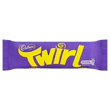 Cadbury Twirl 43 Gms