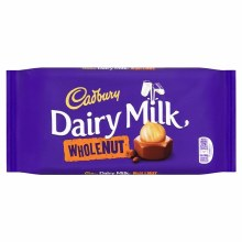 Cadburys Dairy Milk WholeNut