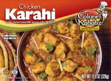Colonel Kababz Chicken Karahi