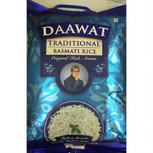 Daawat Traditional Basmati Rice 10 Lb