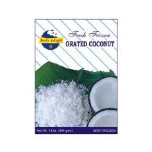 Daily Delight Grated Coconut 1lb