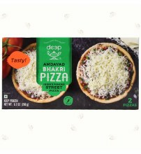 Deep Amd .Bhakri Pizza 260 g