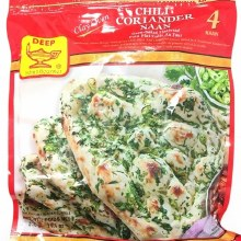 Deep Chilli Corriander Naan 316 gm