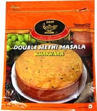 Deep DBLE Methi Khakhara 7 0z
