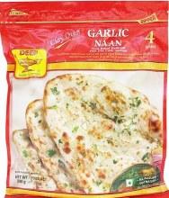 Deep Garlic Naan Val Pack 12 pc