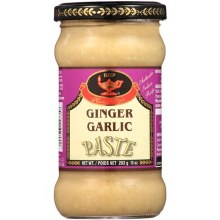 Deep Ginger Garlic Paste 10 Oz