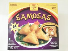 Deep Jalapeno Cheese Samosa 36 pcs