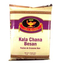 Deep Kala Chana Besan 2 Lb