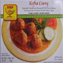 Deep Kofta Curry 10z