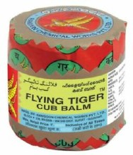 Flying Tiger Cub Balm -Red 15