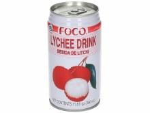 Foco Lychee 350 Ml