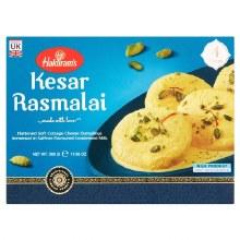 Haldiram's Kesar Rasmalai 500gm