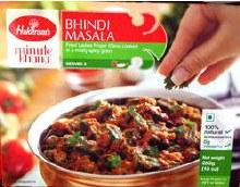 Haldiram's Bhindi Masala 10 oz