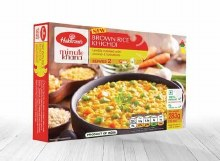 Haldiram's Brown Rice Khichdi 10 oz