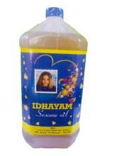 Idhayam Sesame Oil 5 Litre