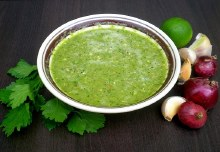 Inchins Green Chilli Sauce