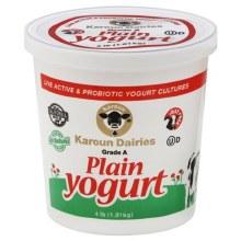 Karoun Whole Milk Yogurt 4 lb