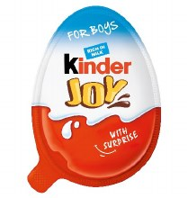Kinder Joy Candy Boys
