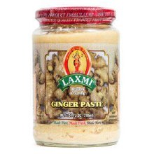 Laxmi Ginger Paste 8 Oz