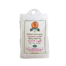 Laxmi Ponni Raw Rice 20 Lb