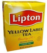 Lipton Yellow Label 15.8 Oz