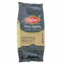 Manna Foxtail Millet 2.2 lb