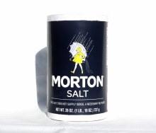 Morton Salt 1Lb