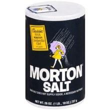 Morton Salt 26oz