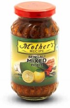 Mothers Bengali Mixed Pickle 500 Gms