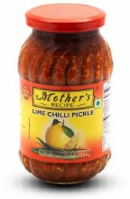 Mothers Chilil Lime Pickle 500 Gms