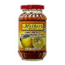 Mothers Lime Ginger Pickle