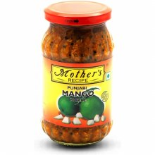Mothers Punjabi Mango Pickle 500 Gms