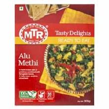 MTR Alu Methi RTE