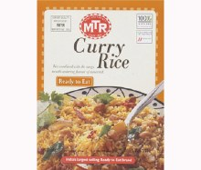 MTR Curry Rice 250 Gms