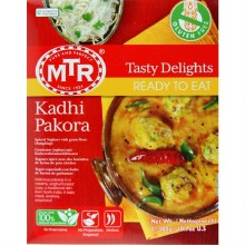 MTR Kadhi Pakora RTE