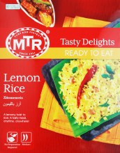 MTR Lemon Rice 250 Gms