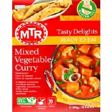 MTR Mixed Veg Curry