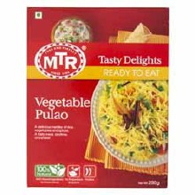 MTR Vegetable Pulao 250 Gms