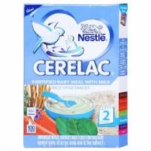 Nestle Cerelac Rice Veg 300 Gms