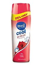 Nycil Cool Gulabjal 150 Gms