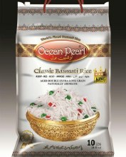 Ocean Pearl Classic Basmati Rice 10 Lb