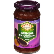 Patak Brinjal Eggplant 10 Oz