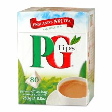 PG Tips 232 Gms (80 Tea Bags)