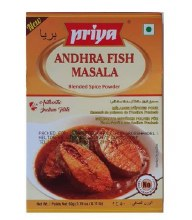 Priya Andhra Fish Masala