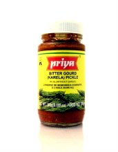 Priya Bitter Gourd Pickle 300 Gms