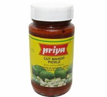 Priya Cut Mango Pickle 8.88 Oz