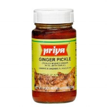Priya Ginger Pickle 8.88 Oz
