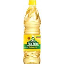 Pura Faith Sunflower Oil 1 Litre