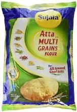 Sujata Multi Grain Flour 4 lb